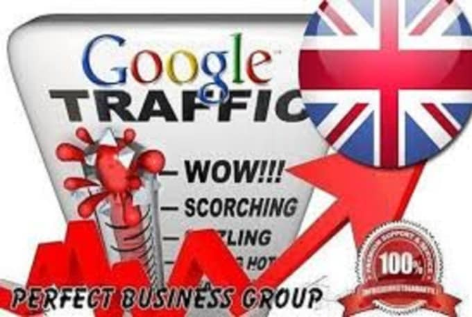 send 500 unlimited visitors to your site from google uk classified sites