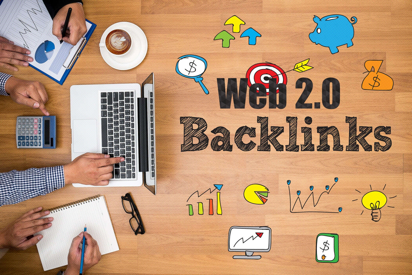 Create 50 Web 2 Blogs with Relevant Article & Permanent BackLinks