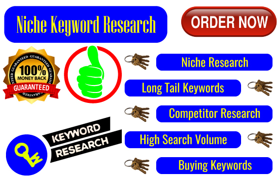 I'll research 100 best SEO keywords for you