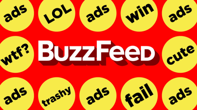 I'll publish your article on buzzfeed. com
