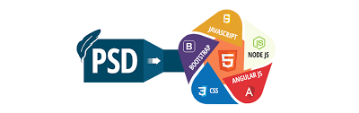 Will convert your Psd To Responsive HTML5 Bootstrap