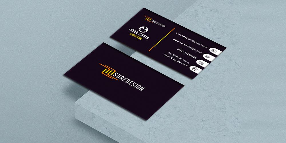 Design A Unique Business Card For You
