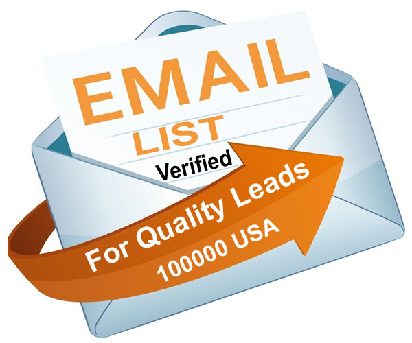 100K Verified USA Email To Skyrocket Your Business or...