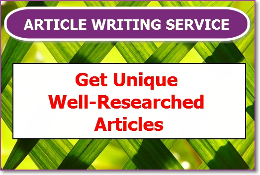 Write an Insightful 700-word article for you
