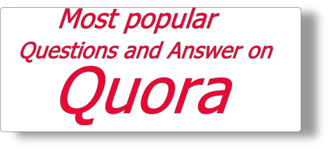 Promote your website for 30 best Quora Answer