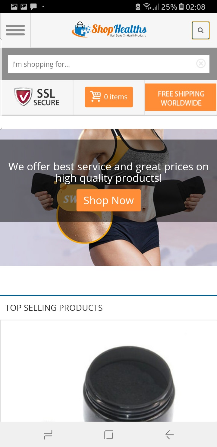 Professional Dropshipping Stores Development With | Android | iPhone | Windows Phone Apps
