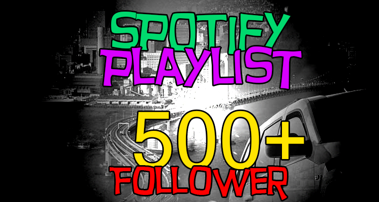 Add your Song to 500+ Playlist