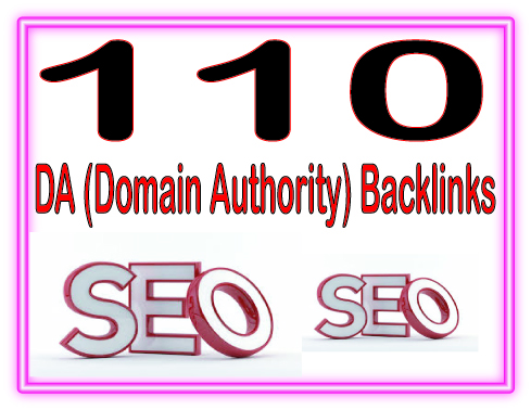 Create PR9 - DA Domain Authority 110+ Highly Authorized Google Dominating Backlinks