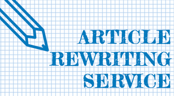 Rewrite an article of 500 Words