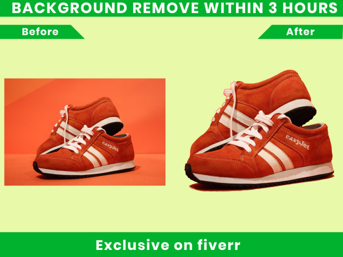 Editing & Background Removal Of Images IN 24 Hour...