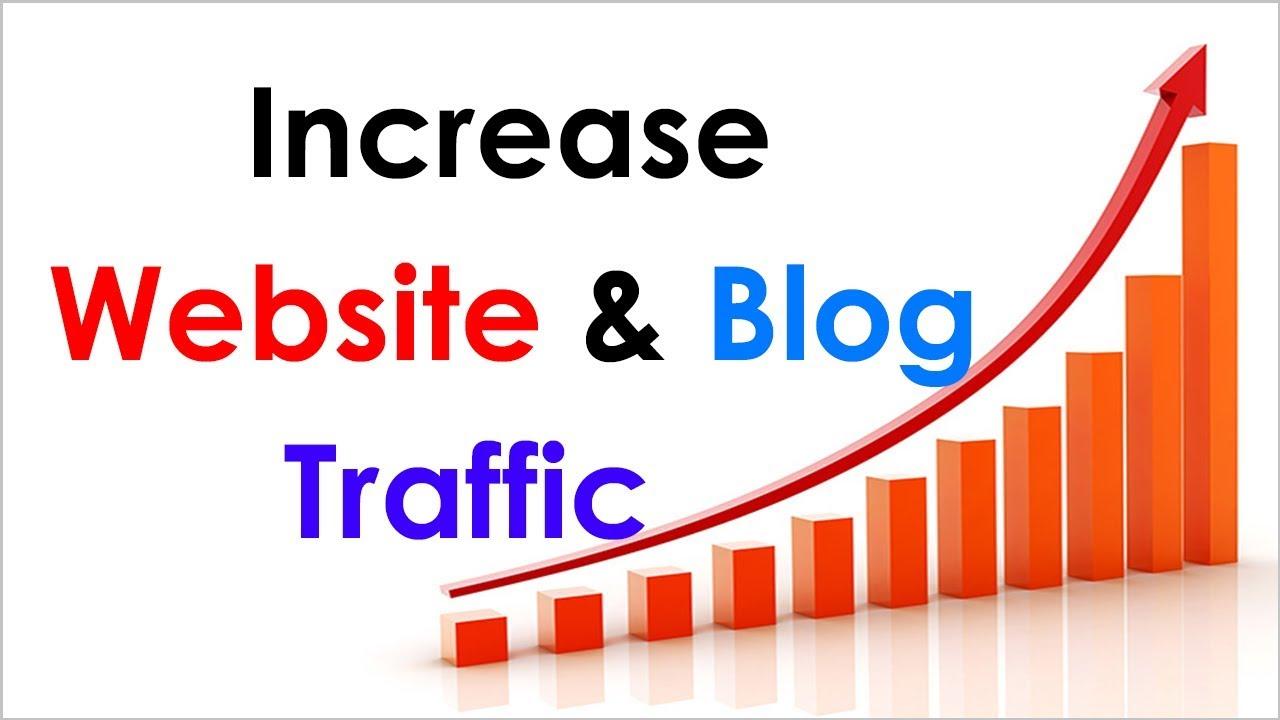 Drive unlimited web traffic