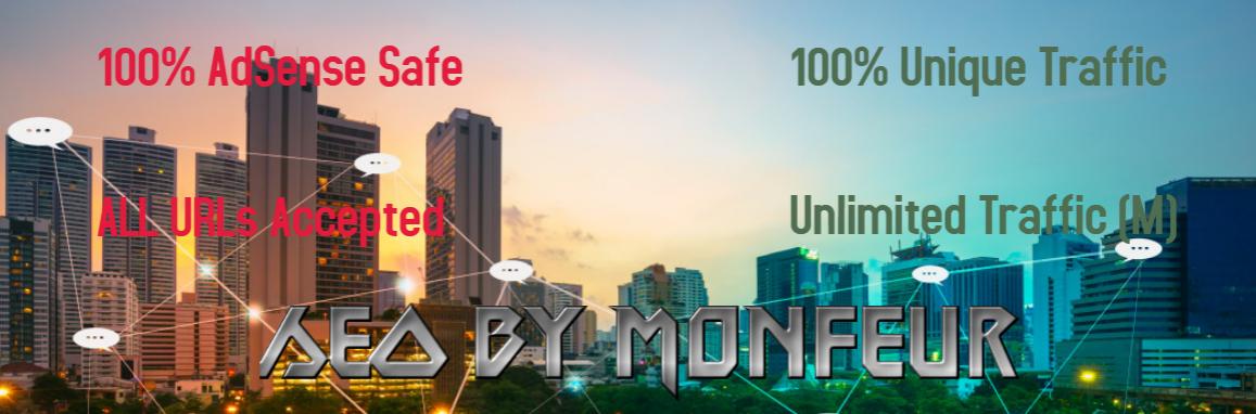 AdSense Safe Unlimited Unique Web Traffic