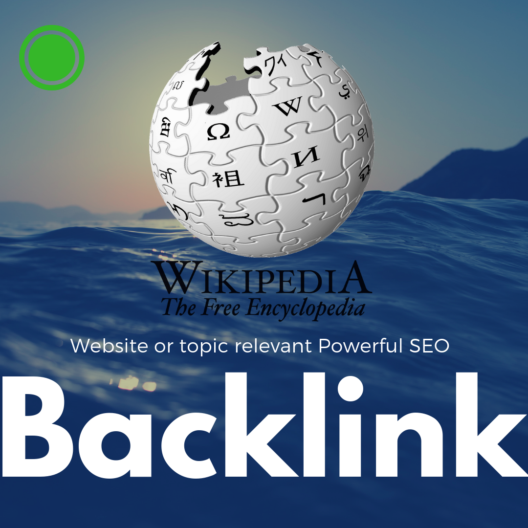 Powerful and Niche Relevant Wikipedia SEO Backlink fo...