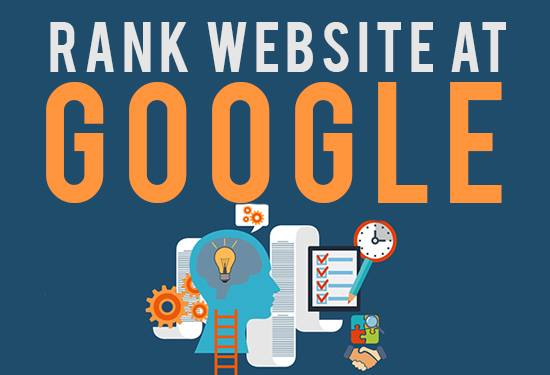 Rank website on google page 1 with Manual seo Backlinks