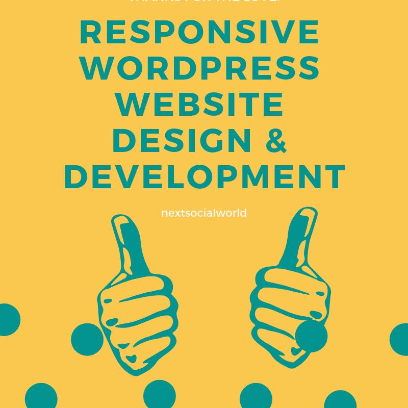 High Quality WordPress Website Design and Development Service