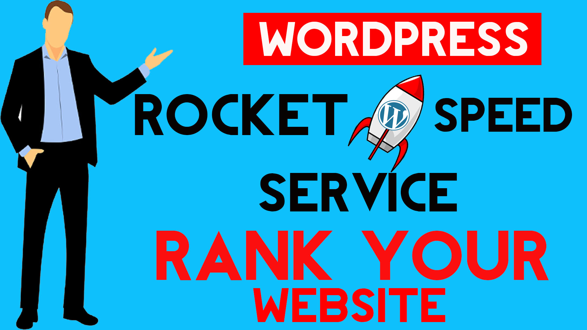 Make wordpress site speedy and well optimized with go...