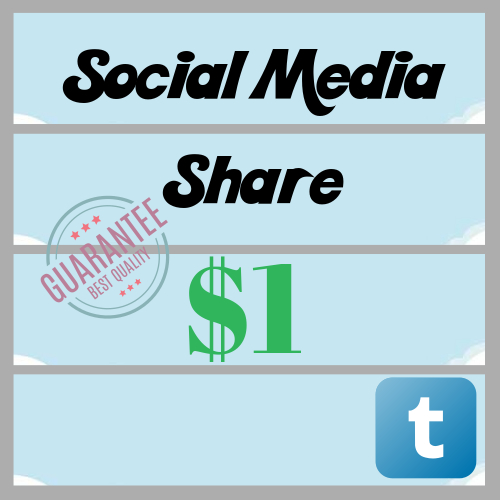 Give You Permanent and Manual 08 High PA DA Social Media Share Help to Google Rank