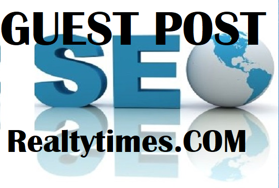 Dofollow Write And Post On Realtytime. com DA70