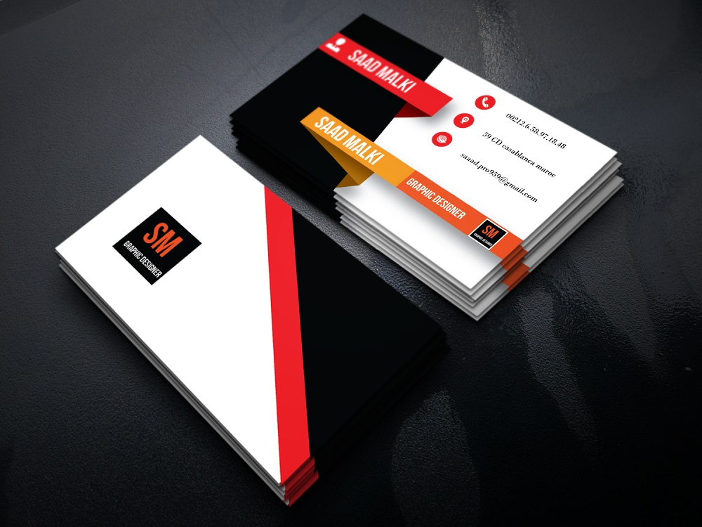 create  Business Card Within 12 Hours