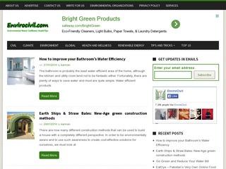 Review on Pr3 Environment/HomeImprovement Blog Or Sponsord Blog Reveiw