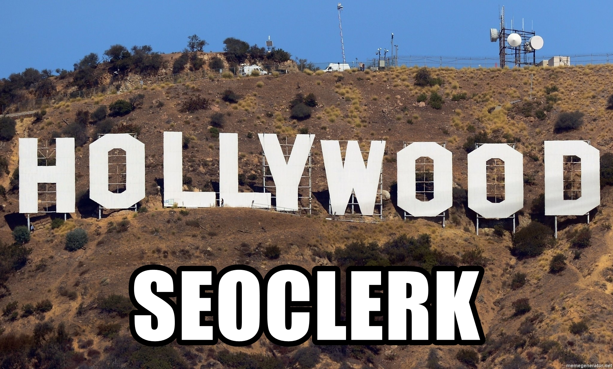 will write  your name  , text ,ads on HOLLYWOOD hills
