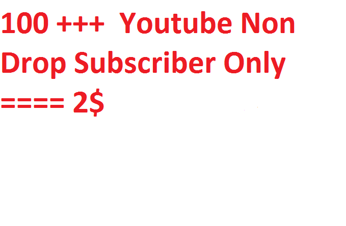 100   Youtube promotion via real users active and permanent with fast delivery