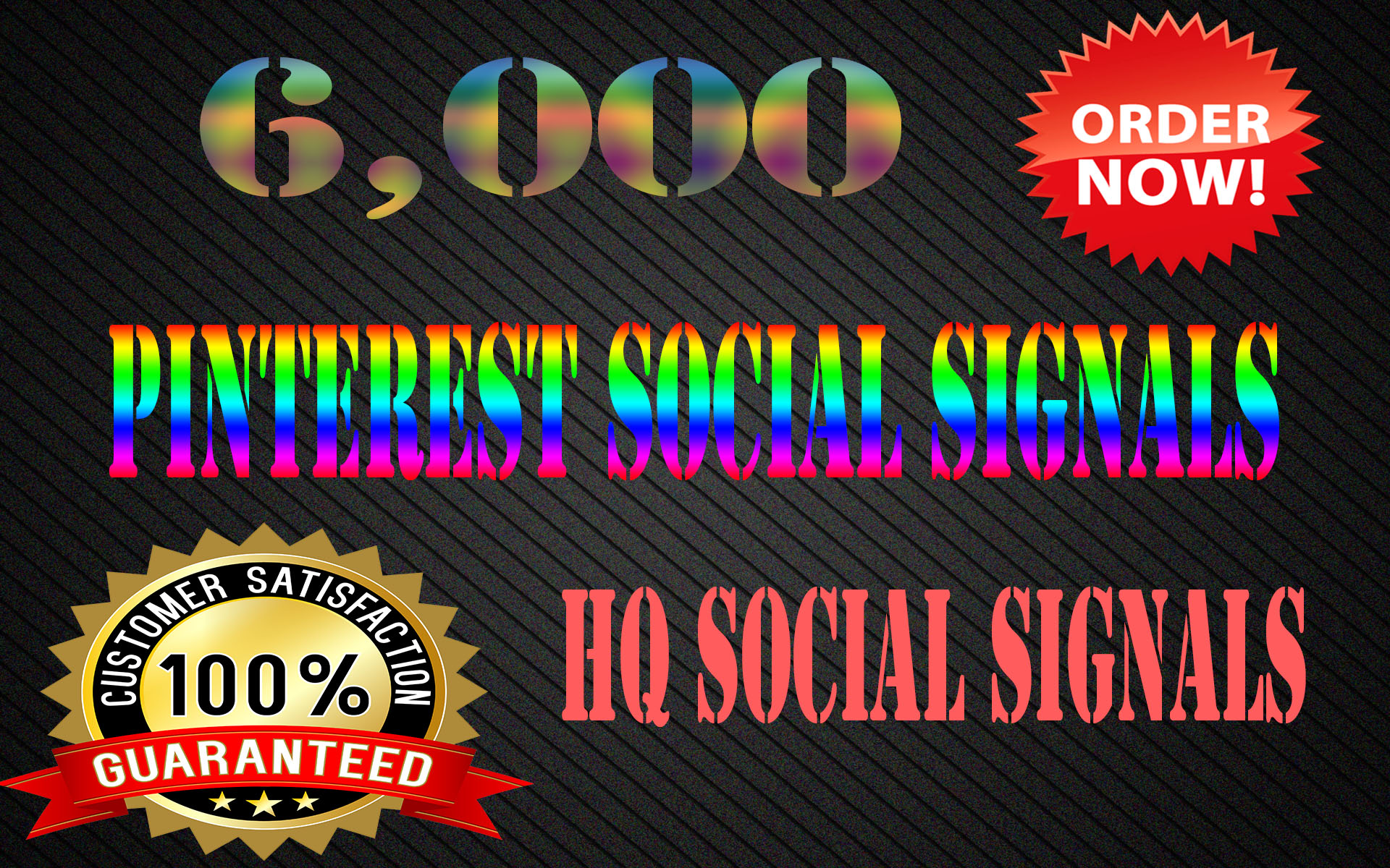 Top 6,000 Powerful Social Signals To Improve SEO & Boost Ranking