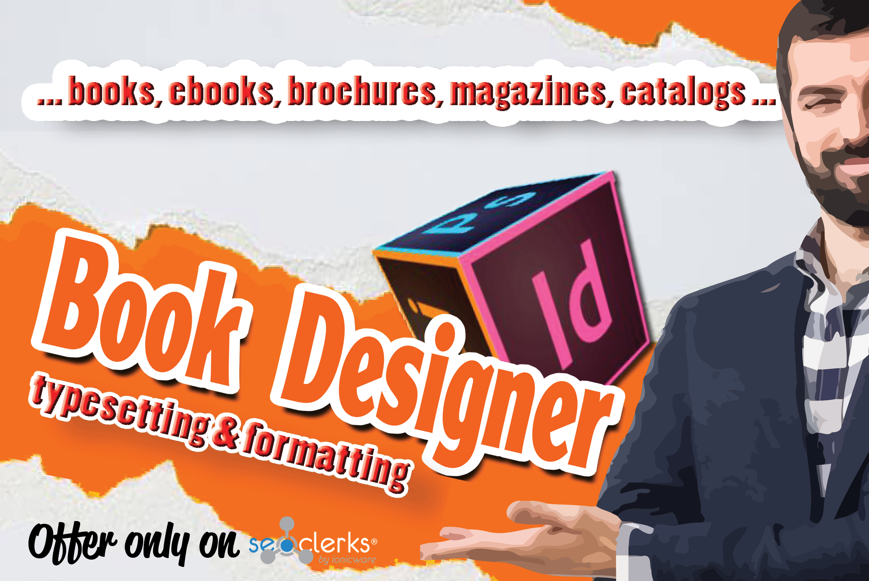 Typesetting and formatting your book for print and any platforms