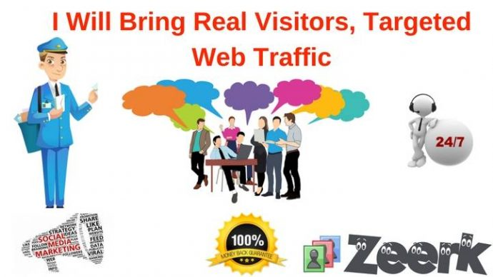 Bring you5000 website trafic
