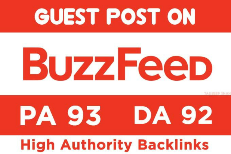 publish HQ guest post on buzzfeed.com