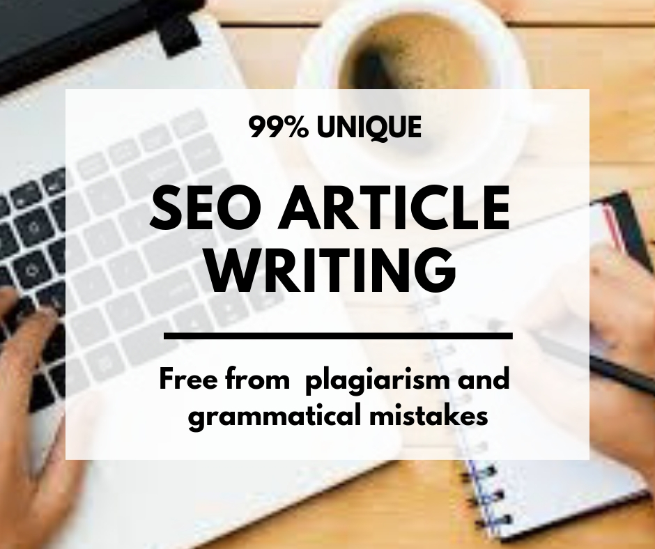 Write SEO optimized article of 500 words with no plagiarism