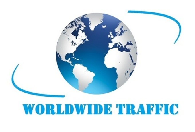 real 200,000 Worldwide Traffic Website for