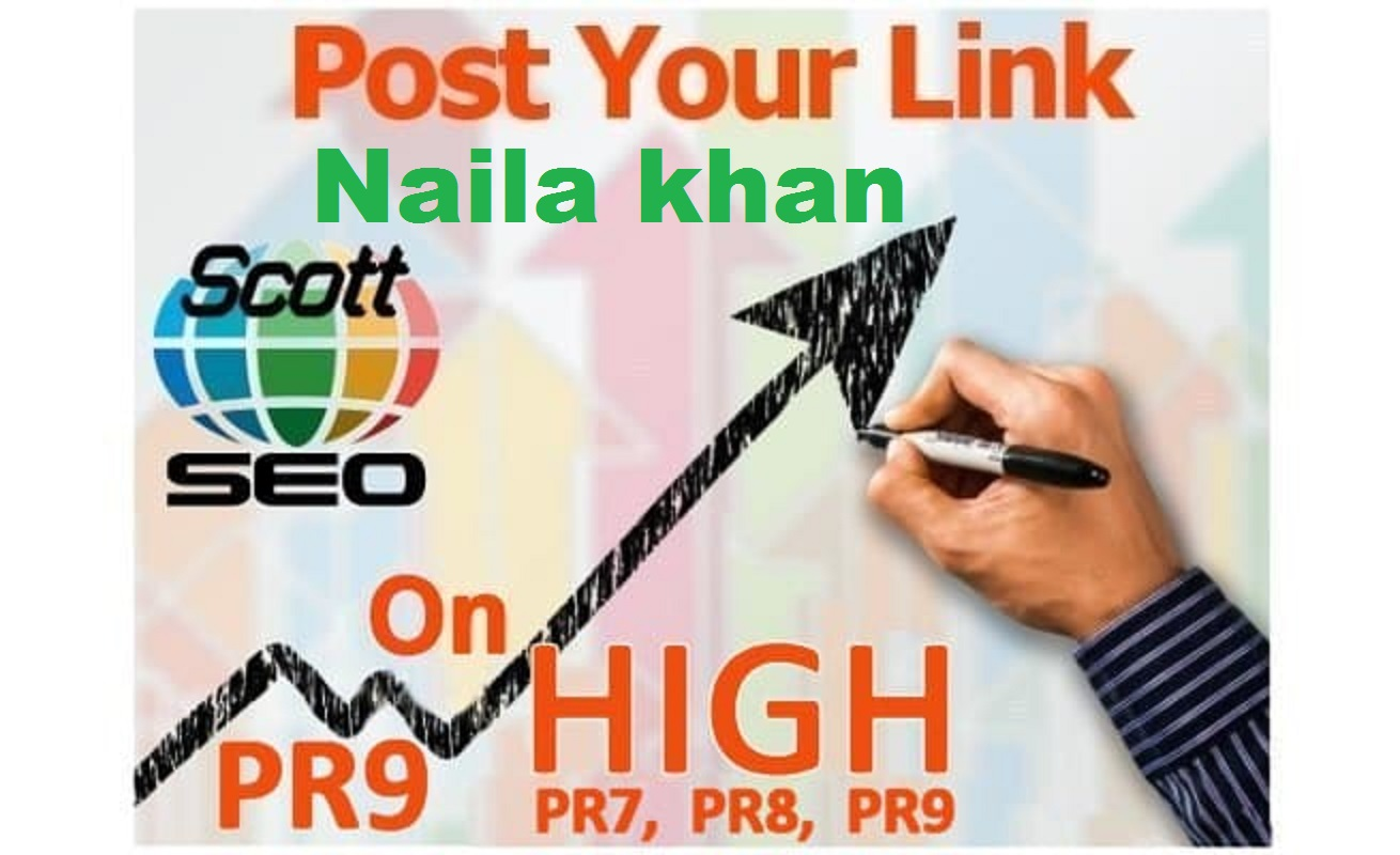 Do 5 High PR social site backlinks to your website
