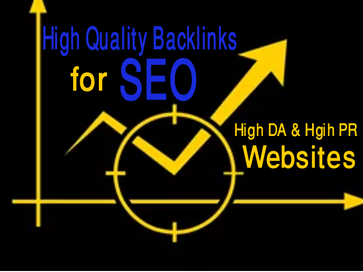 25 High Quality Manual Backlinks Link Building on High Domain Authority Websites