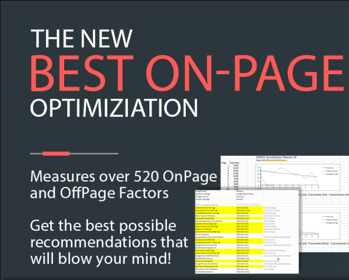 do a professional on page SEO optimization for one page