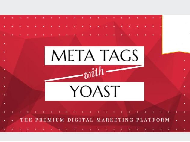 write seo optimized meta tags using yoast