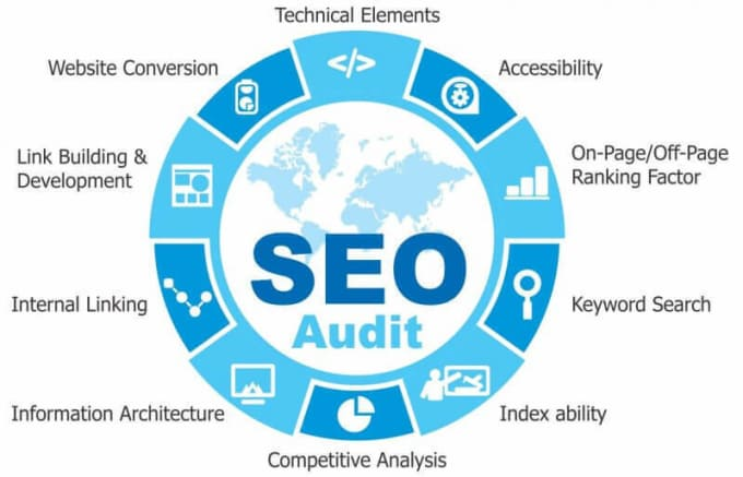 provide your with an SEO audit and advice for your website