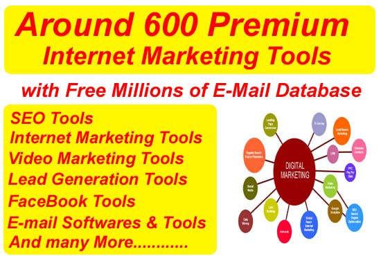 provide around 600,  traffic,  seo, social, online tools etc