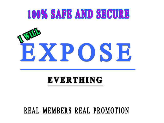 expose your link to 10,00,000 active and real people
