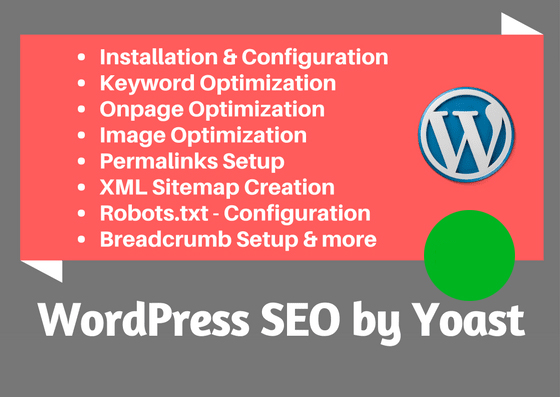 do on page SEO wordpress optimization by yoast