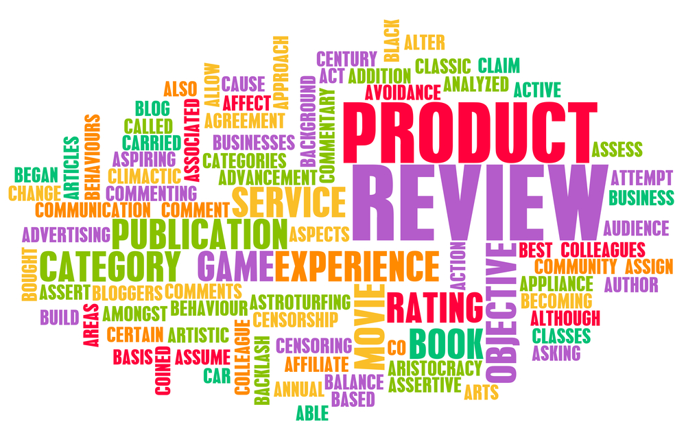 500 word articles on product reviews