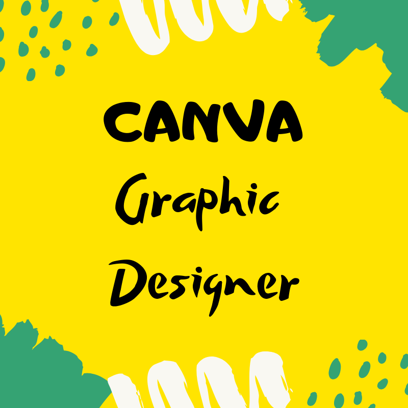 CANVA graphic designer