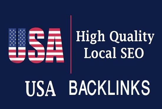 30 USA High Da Pr Backlinks,Safe Seo Link Building Service