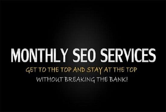 do seo for new zealand website monthly