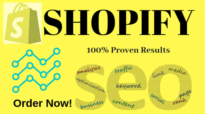 do shopify seo for 1st page ranking