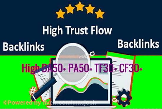 do 5 high pbn post da35 pa40 tf20 cf20 dofollow pbn links