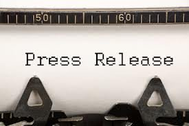 write a High Quality 400 word Press Release and submit it to 10 Press Release Directories of PR 3+ including Google News