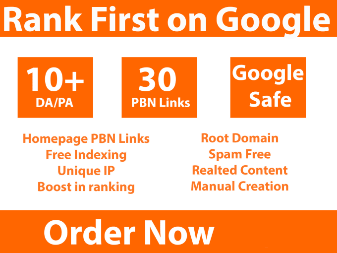 do 30 manual pbn backlinks to boost ranking