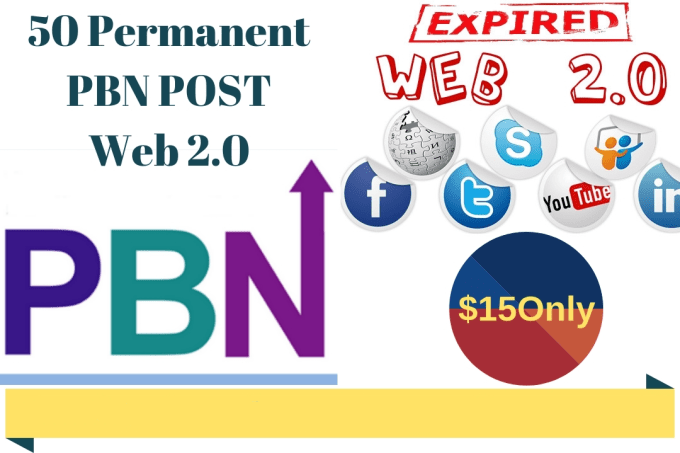 create 100 pbn article submission on my web 20 blogs