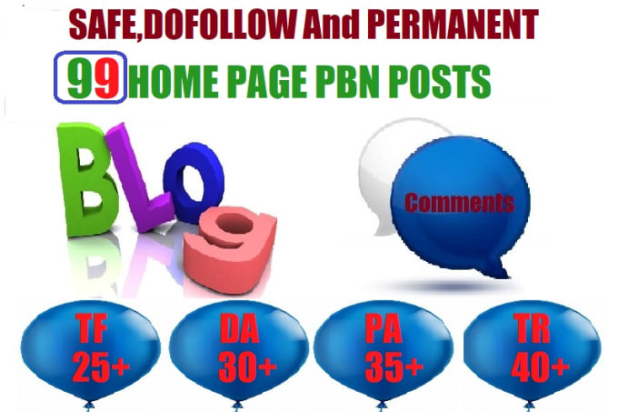 quality 99 pbn posts dofollow backlinks to website improving